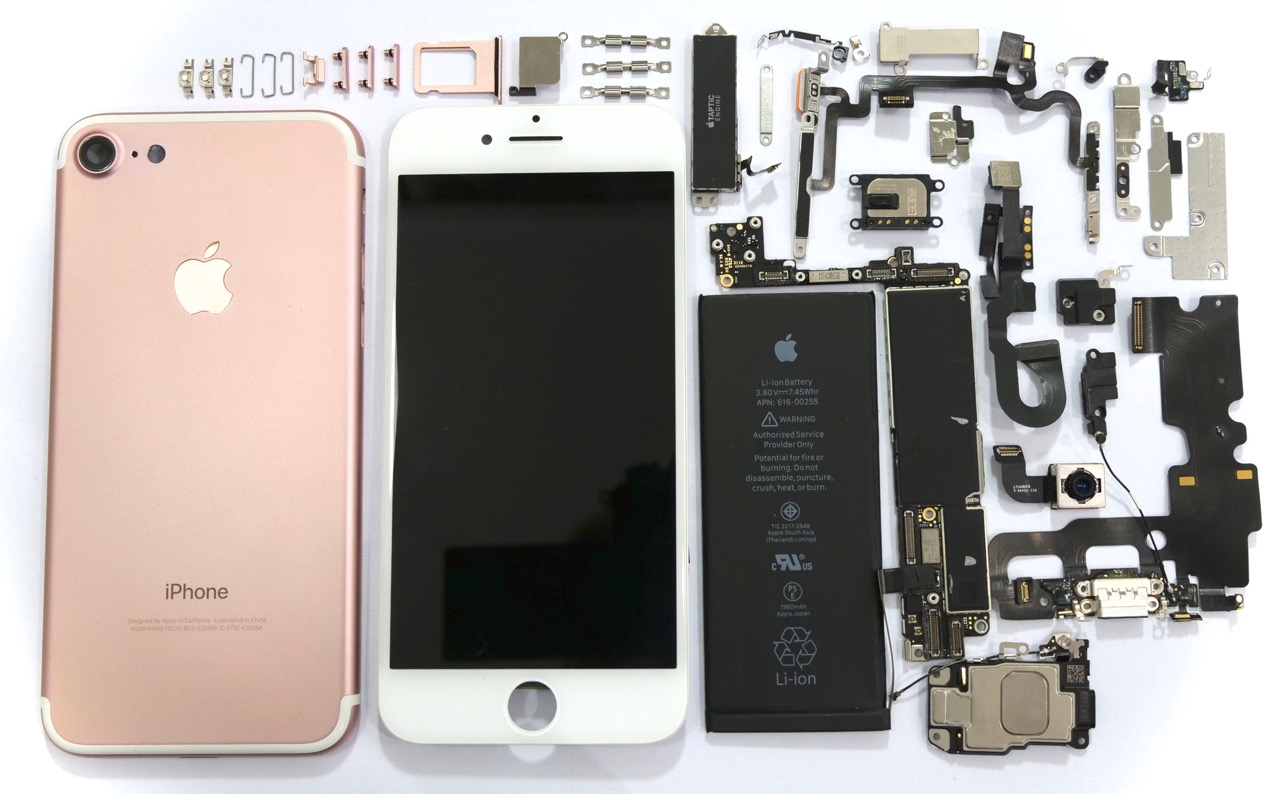 What Parts Do You Need To Make Your Own Iphone