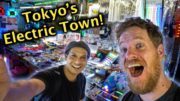 Exploring Akihabara, Tokyo's Electronics Markets – w/Only in Japan!