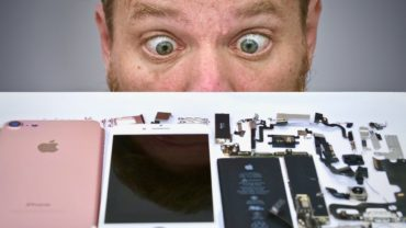 What Parts do You Need to Make Your Own iPhone?
